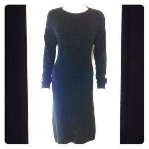 Noisy May Knit Midi Pullover Career Sweater Dress
